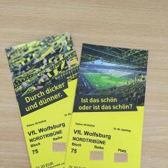 Bilety na mecz BVB vs. Wolfsburg