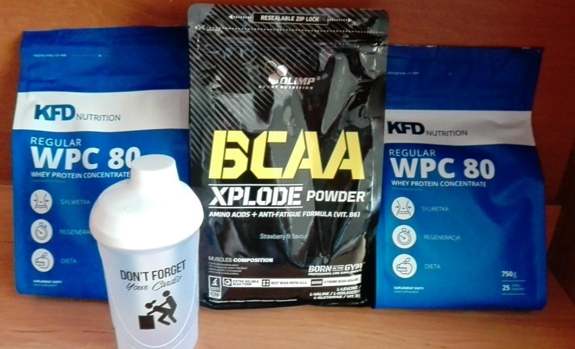 Białko i aminokwasy