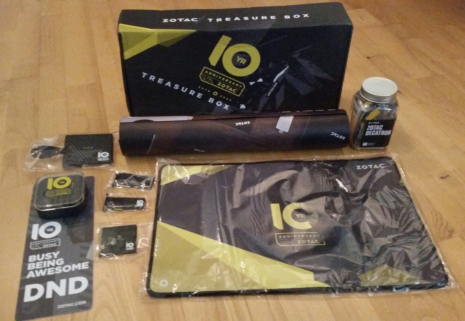 ZOTAC Treasure Box
