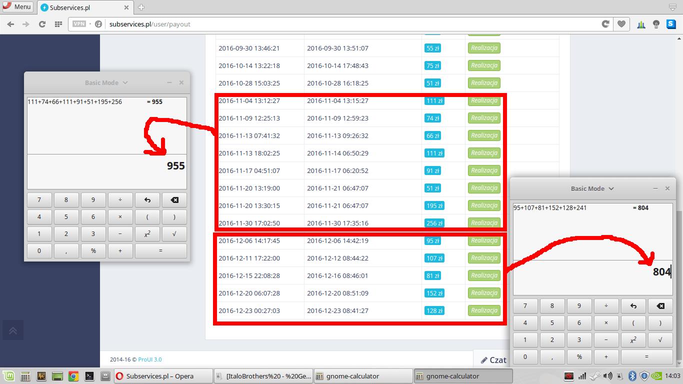 SubServices.pl, ostatnio się coś dzieje :P