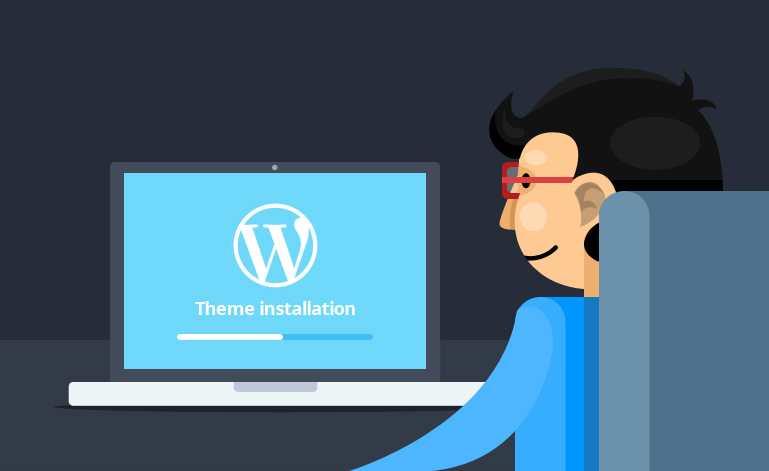 Jak wybrać szablon Wordpress