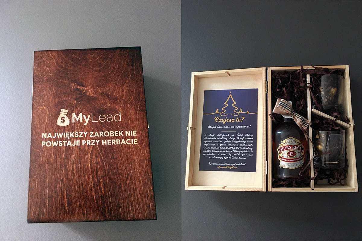 Prezent świąteczny od MyLead
